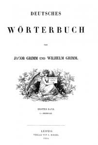 Grimmesches Wörterbuch