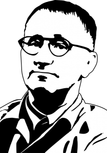 Photo: Bertolt Brecht